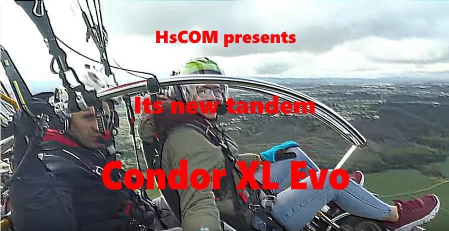 HsCOM Condor XL EVO